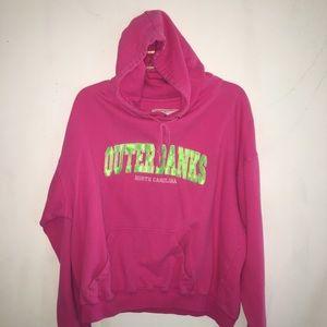 Jackets & Blazers - outer banks n.c. hoodie
